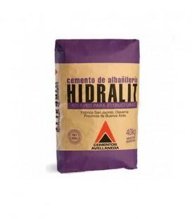 Cemento de albañilería Hidralit