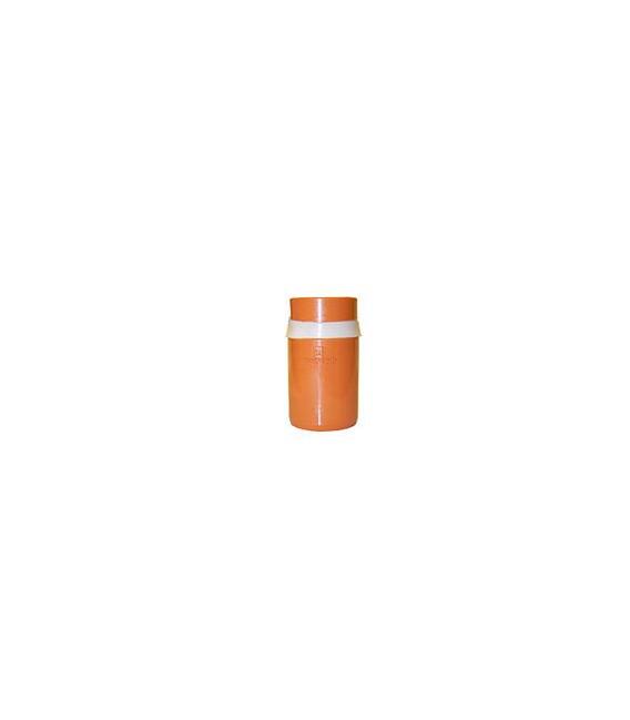 Manguito adaptador para válvula de inodoro