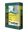 Revoque fino Weber