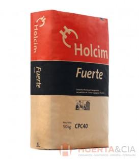 Cemento Holcim 50 Kg