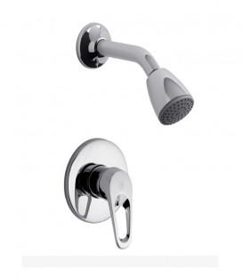 0108/B1-Juego monocomando para ducha Arizona