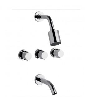 0103/17-Juego para bañera y ducha California